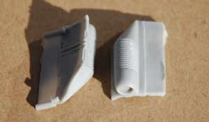 FW190 Tropical Intake Filters